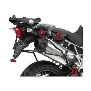 Givi PLR6409 Rapid Release Side Case Racks Triumph Tiger 800 2015-2018