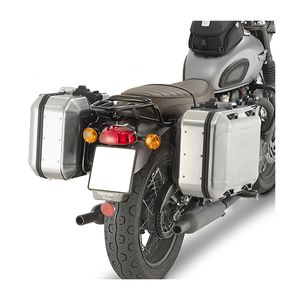 Givi PL6410 Side Case Racks Triumph Bonneville T120 2016-2017