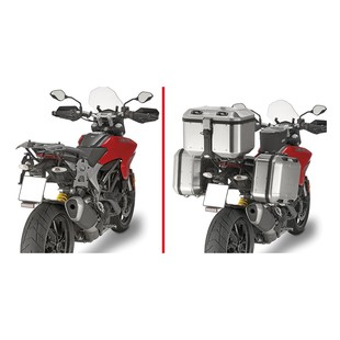 Givi PL7403 Side Case Racks Ducati Hyperstrada 939 2016
