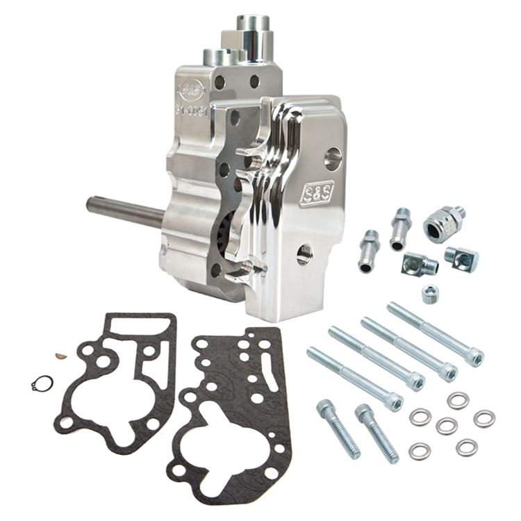 S&S Oil Pump For Harley Big Twin 1992-1999