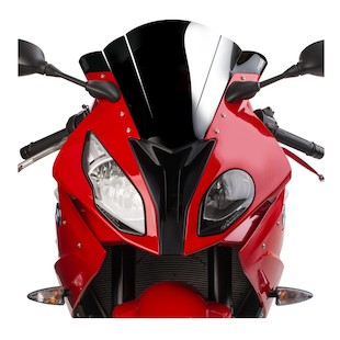 Hotbodies GP Windscreen BMW S1000RR 2015-2017 Black [Previously Installed]