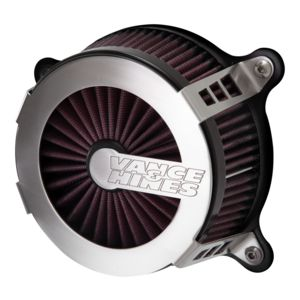Vance & Hines VO2 Cage Fighter Air Intake Kit For Harley