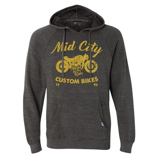 Factory Effex Mid City Bikes Pullover Hoody