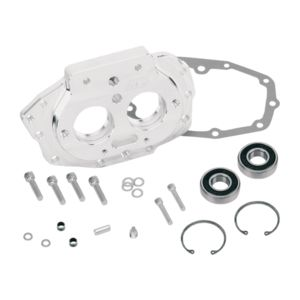 S&S Transmission Case Trap Door Kit For Harley 1986-1999