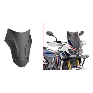 Givi D1144ST / D1144BO / D1144S Windscreen Honda Africa Twin / Adventure Sports 2016-2019