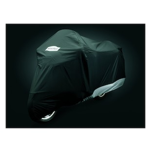 Kuryakyn Primo-Shield Water-Resistant Bike Cover Black / Full Cover [Demo - Good]