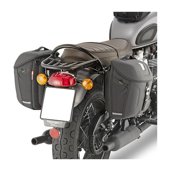 Givi TMT6410 Metro-T Multilock Saddlebag Racks Triumph