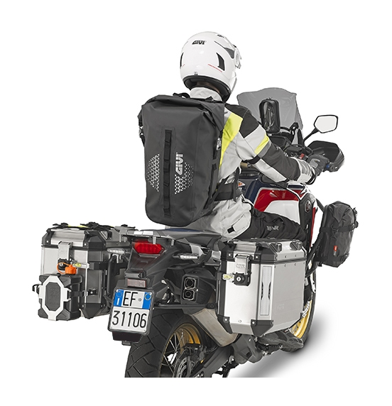 6fd6679bde Givi UT802 Ultima-T Waterproof Back Pack