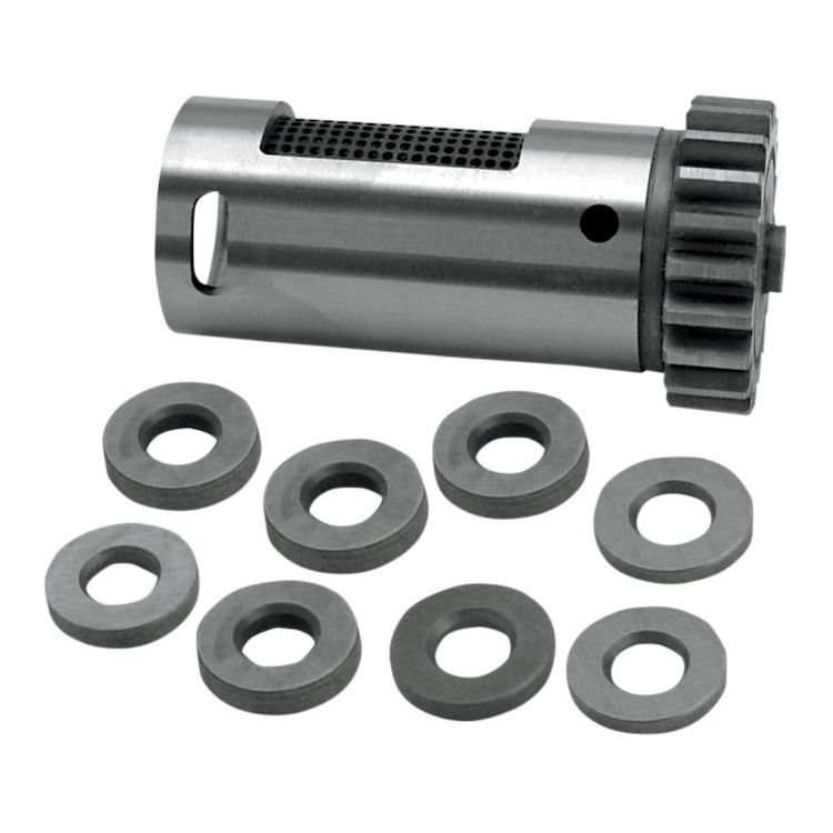 S&S Steel Breather Gear Kit For Harley Big Twin