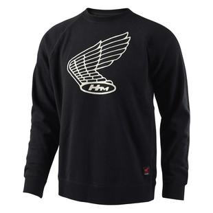 Troy Lee Honda Wing Crew Sweatshirt