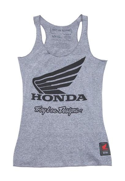 48fc729cbcdda Troy Lee Honda Wing Women s Tank Top - RevZilla