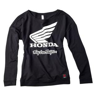 Troy Lee Women's Honda Wing Crew Shirt