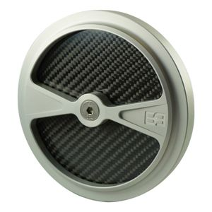 Brass Balls Cycles F1 Air Cleaner Cover For Harley