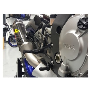 Graves Rearsets Yamaha R1 / R1M / R1S