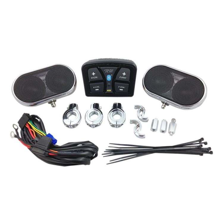 Metrix Audio By Hogtunes Bluetooth Universal 4 Speaker System
