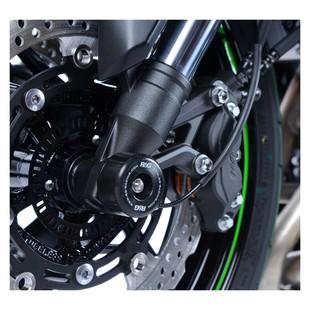 R&G Racing Front Axle Sliders Kawasaki Z900 2017-2018