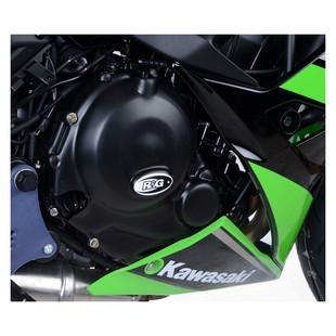 R&G Racing Engine Cover Set Kawasaki Z650 / Ninja 650 2017