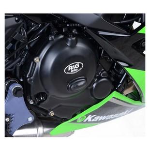 R&G Racing Race Series Engine Cover Set Kawasaki Z650 / Ninja 650 2017
