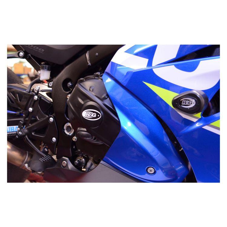 R&G Racing Race Series Engine Cover Set Suzuki GSXR1000 2017-2019