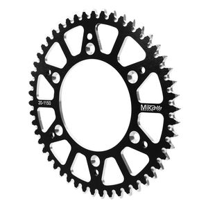 Mika Metals Rear Aluminum Sprocket Suzuki 125cc-450cc