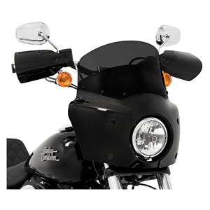 Memphis Shades Road Warrior Windshield For Harley 1980-2020