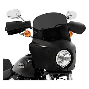 Memphis Shades Road Warrior Windshield For Harley 2006-2017