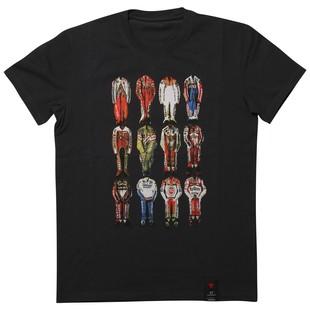 Dainese 12 Champions T-Shirt