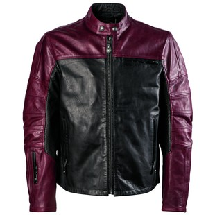 Roland Sands Ronin Colorblock Leather Jacket