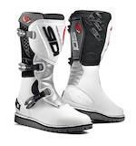SIDI Trial Zero Boots - White White / 9.5/43 [Open Box]