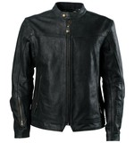 Roland Sands Walker Perforated Leather Jacket