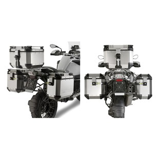 Givi Trekker Outback Case And Luggage Rack Kit BMW R1200GS Adventure 2014-2018