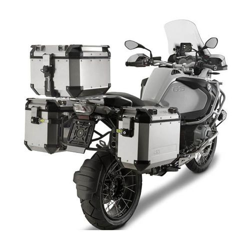 givi pl5108cam side case racks bmw r1200gs adventure 2013 2018 revzilla. Black Bedroom Furniture Sets. Home Design Ideas