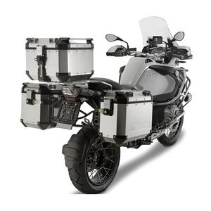 Givi Trekker Outback Case And Luggage Rack Kit