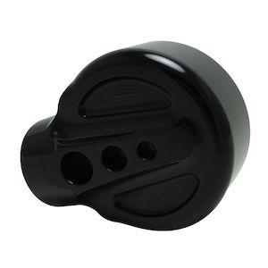 Joker Machine Concealed Bar End Mirror Tech / Black [Open Box]