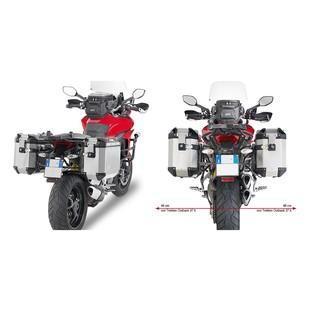 Givi PLR7406CAM Rapid Release Side Case Racks Ducati Multistrada S / 950 / Enduro 2015-2017