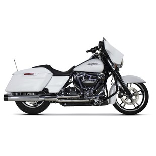 Two Brothers Comp-S 2-Into-1 Exhaust For Harley Touring 2017