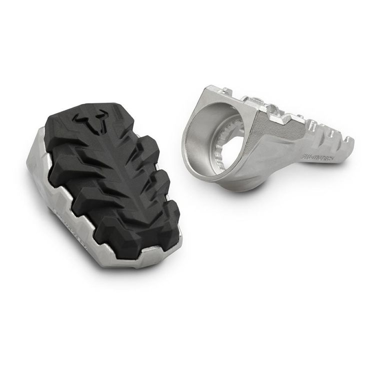 SW-MOTECH EVO Adjustable Footpegs Honda / Suzuki