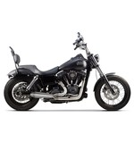 Two Brothers Gen-II 2-Into-1 Exhaust For Harley Dyna 2006-2017