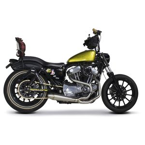 Two Brothers Gen-II 2-Into-1 Exhaust For Harley Sportster 2014-2018