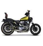 Two Brothers Gen-II 2-Into-1 Exhaust For Harley Sportster 2014-2017