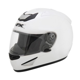 AFX FX-95 Helmet - Pearl White / SM [Open Box]