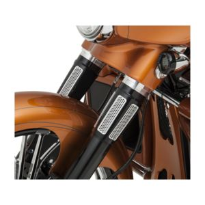 Paul Yaffe Speedfreak Fork Slider Covers For Harley Touring 1986-2013