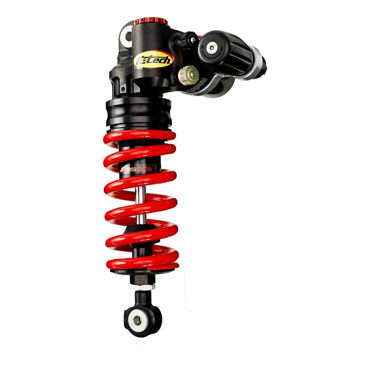 K-Tech RCU DDS Pro Rear Shock Yamaha R1 2009-2014