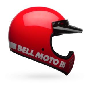 Bell Moto-3 Helmet Red / SM [Open Box]