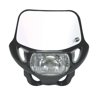Acerbis DHH Certified Headlight Black [Previously Installed]