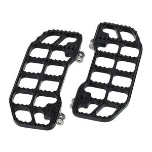 Joker Machine Serrated Floorboards For Harley FL 1984-2019