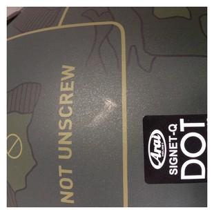 Arai Signet-Q Pro-Tour Tactical Helmet Green / 2XL [Blemished - Very Good]