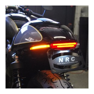 New Rage Cycles LED Fender Eliminator Triumph Street Cup 2017
