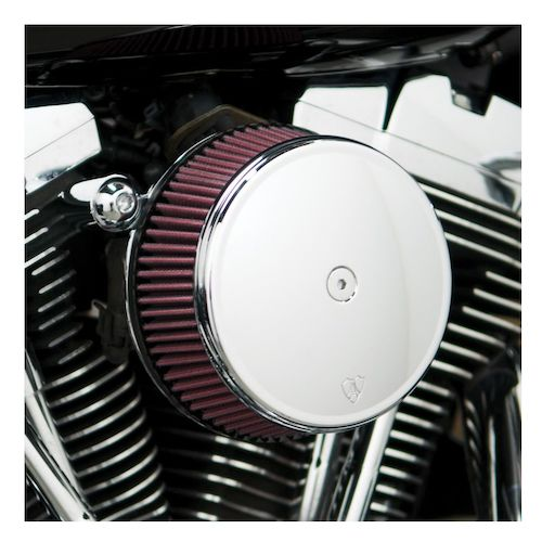 Arlen Ness Smooth Stage 1 Big Sucker Air Cleaner Kit For