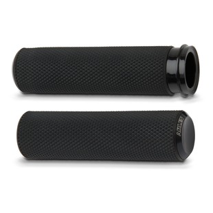 Arlen Ness Fusion Knurled Grips For Harley